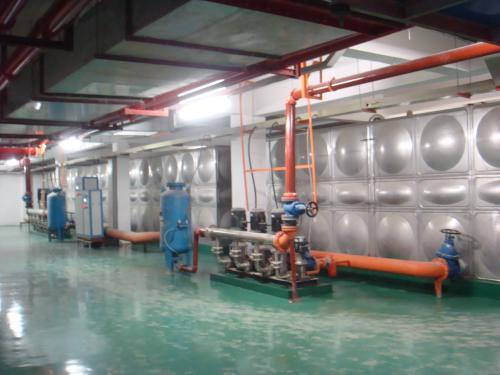 不锈钢保温水箱的抛光工艺十分重要
