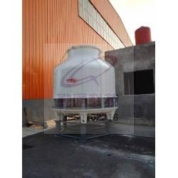 贵州盘县150T冷却塔安装现场sybgccom20190912
