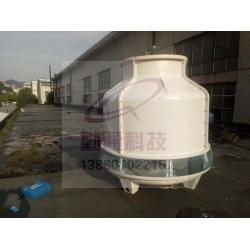 贵州遵义60T冷却塔安装现场