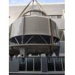 简阳GL-200T冷却塔,100T旧塔维修现场sybgccom20191116
