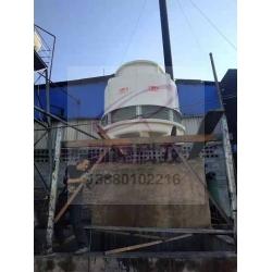 云南省曲靖市陆良县GL-80T高温冷却塔安装现场sybgccom20191116